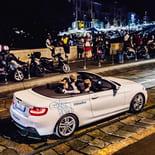 DriveNow BMW 2er Cabrio in Wien