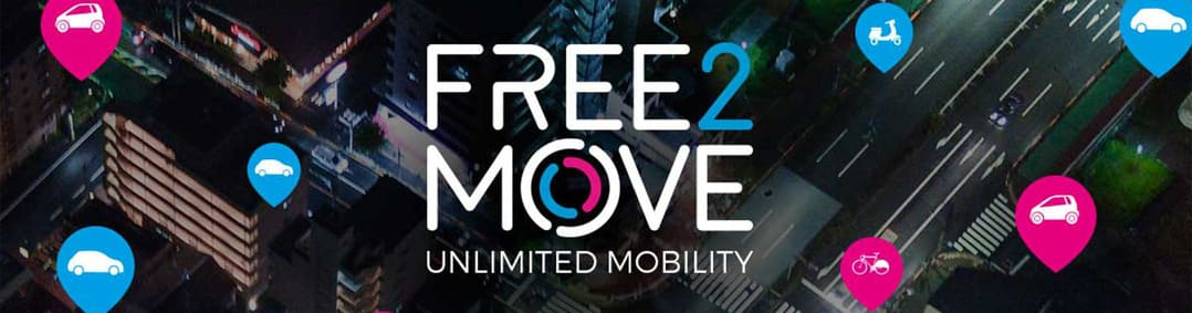 Free2Move - Unlimited Mobility