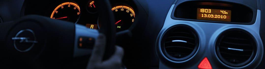 Opel Innenraum