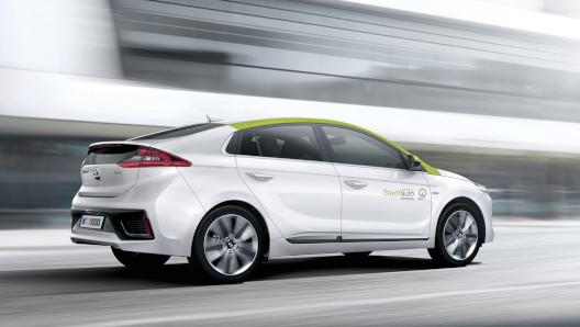 Stadtauto Hyundai Ionic